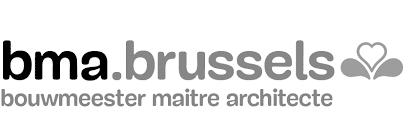 logo du BMA bouwmeester maître architecte
