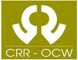 logo du CRR (Centre de Recherches Routières)
