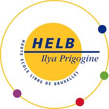 logo de l'HELB Ilya Prigogine