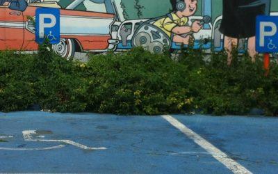 Stationnement PMR, améliorations de Parking Brussels