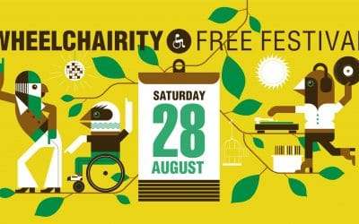 Wheelchairity Free Festival